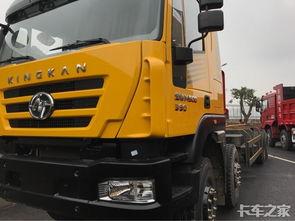 红岩杰狮国五最新款 自卸车