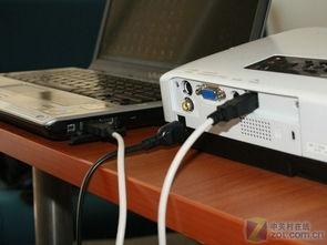 投影仪怎么连接电脑-USB替代VGA 09年投影机连接技术盘点