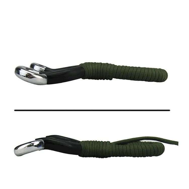 豪速 锌合金弹弓 大反曲弹弓 金属弓 反曲弓