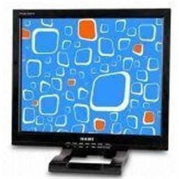 17 inch Interactive Touchscreen TFT LCD Mon