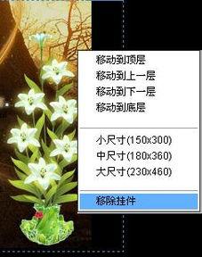 怎么关掉QQ空间的花藤