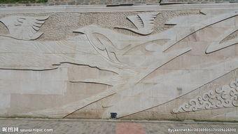 雕刻画-石雕画图片