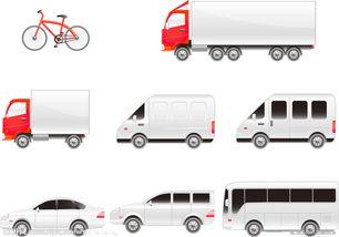 车辆俯视图-各种车辆图片