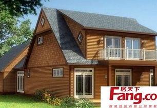 2017农村二层楼房图片 房天下装修效果图