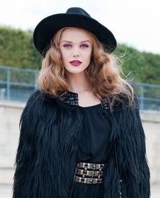 ...013最新欧美女生长卷发发型 优雅大气引领时尚潮流
