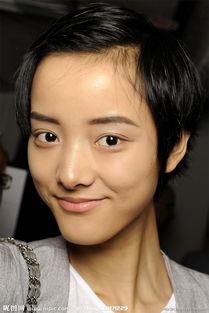 中国模特图片