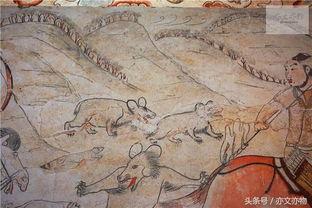 北齐的王侯古墓被盗严重,仍难掩精彩,出土匪夷所思的 仪仗图