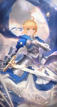 誓约之剑手游英灵介绍之阿尔托莉雅