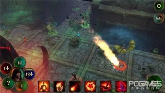 ...幻风RPG 恶魔崛起 征服深渊 8月上架