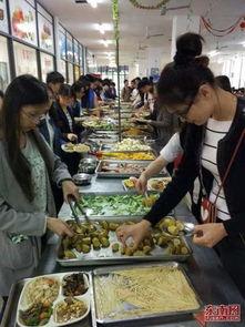九九真元-但也有同学对食堂能否持续经营表现出担忧:10元一位的自助餐真能...