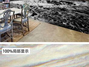 宇宙星空科幻主题太空九大行星立体壁画壁纸图片设计素材 高清模板下...