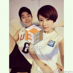 ...是和李威前女友杨子晴的照片.随后,李威工作人员称该女子只是其...