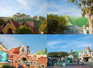 ...南加州三大主题乐园享乐攻略 生活频道