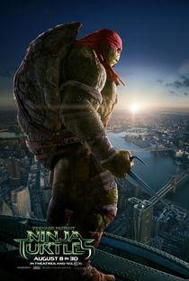 电影海报欣赏 忍者神龟