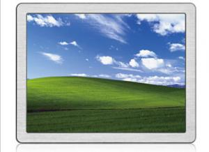 ...1 Inch industrial grade pc , IP65 Fanless multi touch panel pc
