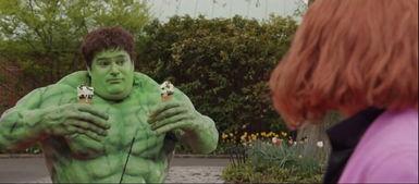 绿巨人干斯嘉丽图