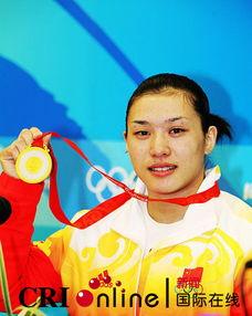 ...国运动员曹磊 我要把金牌献给去世的母亲
